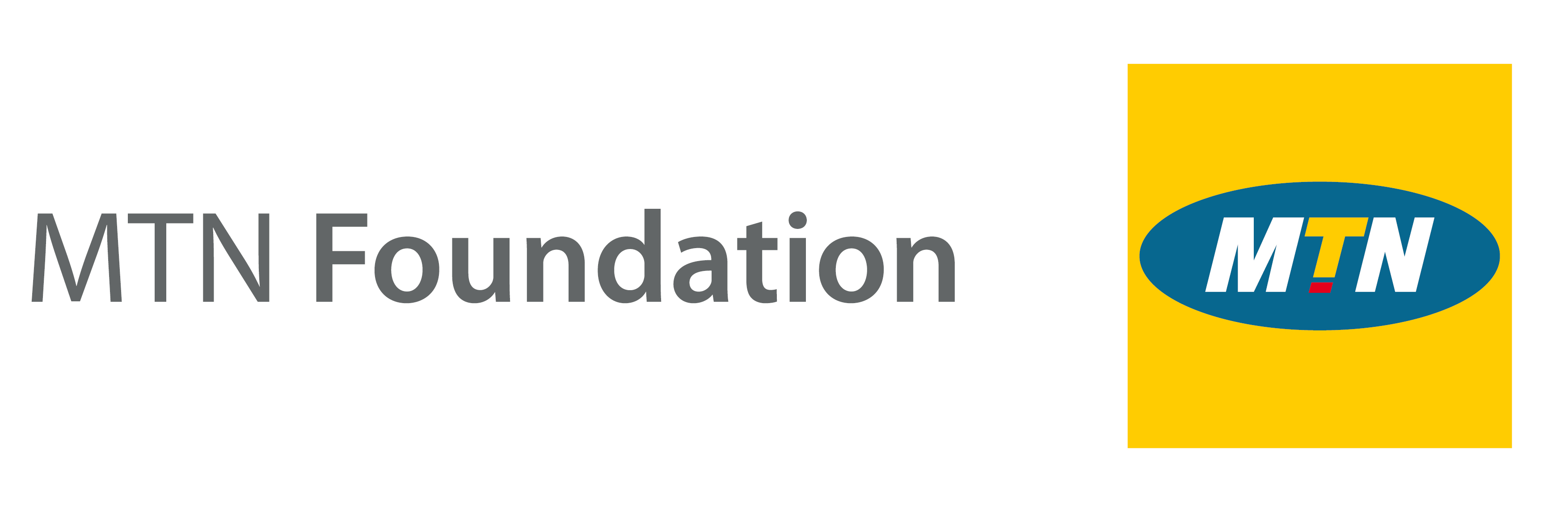 Logo MTN Foundation
